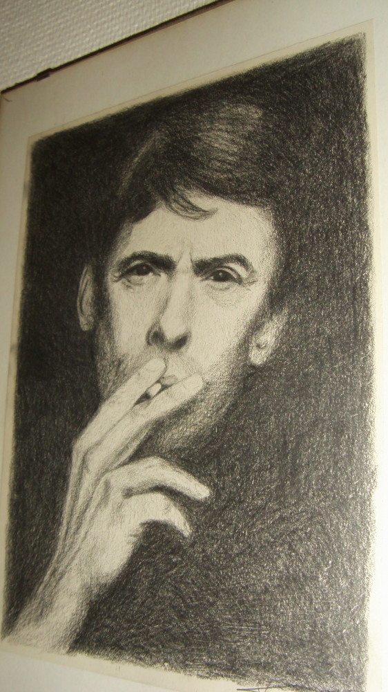 Jacques Brel by Nirefor
